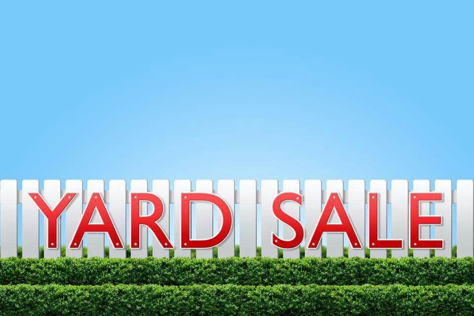 Pin By Amy Ray Bryant On Yard Ideas Yard Sale Yard Sale Signs