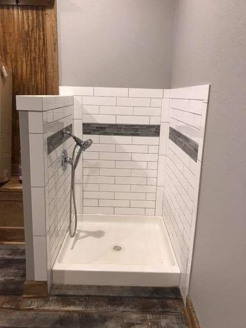 MudRoom Doggy shower in 2019 Farmhouse laundry room, Dog