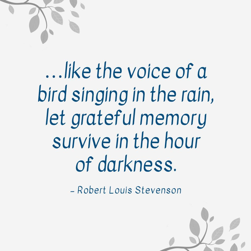 Image result for robert louis stevenson bird singing in the rain