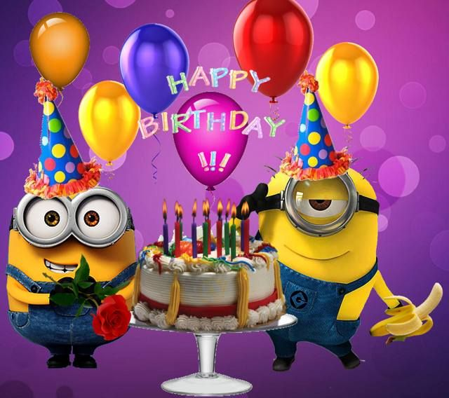 Zedge free downloads for your cell phone free your phone art sending you a minion birthday wishes m4hsunfo