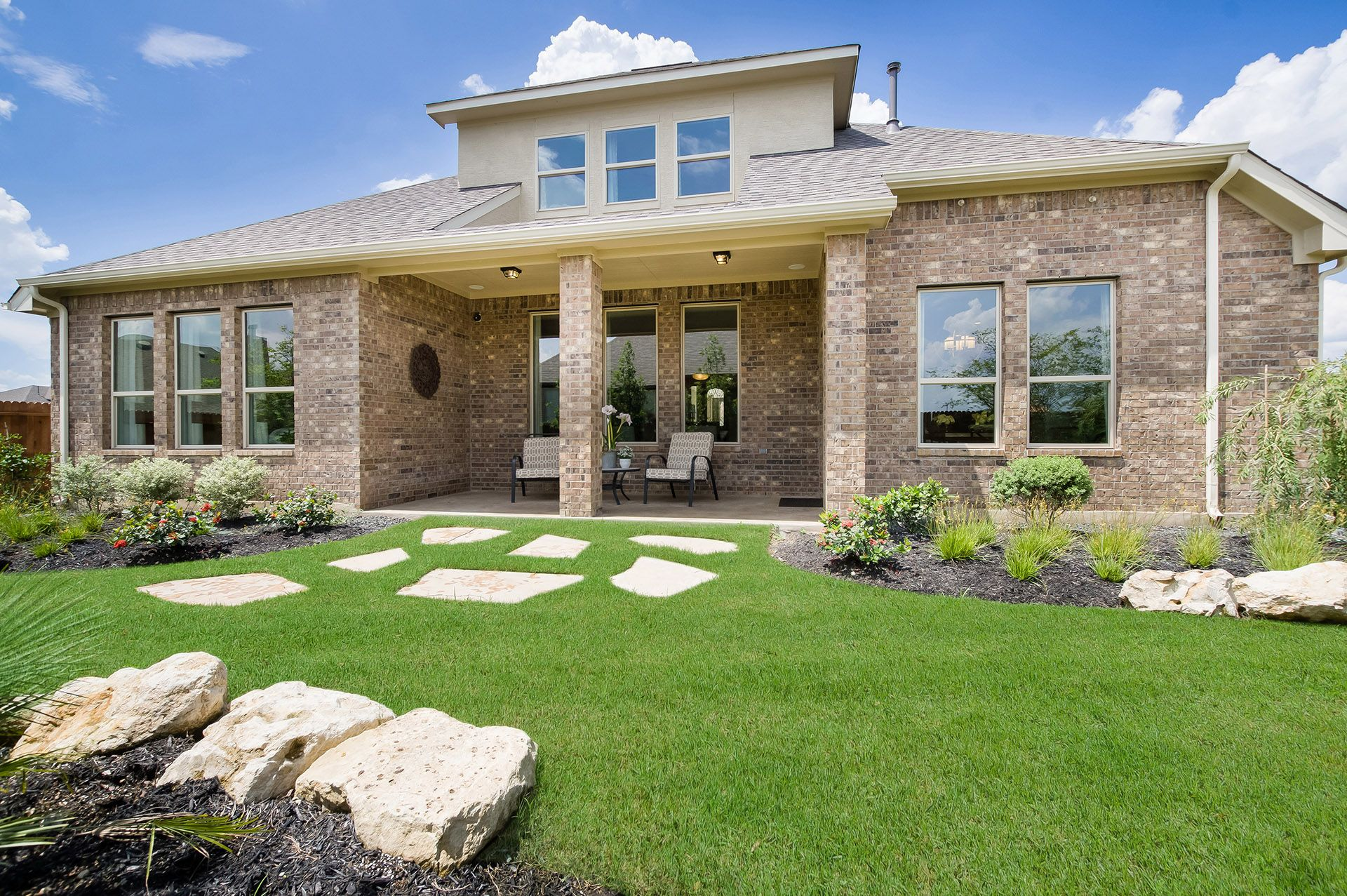 Entertain Outdoors Under The Expansive, Texas Sized Covered Patio. Coventry  Homes In Stillwater Ranch