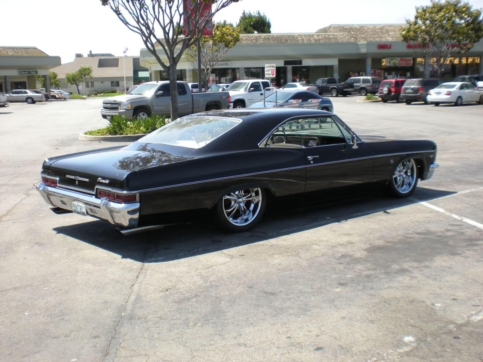 Kekurangan Impala 66 Tangguh