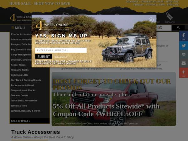 4 Wheel Drive Deals Huge Sale Aftermarket Wheels All Truck