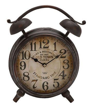 Old Fashioned Alarm Clock Google