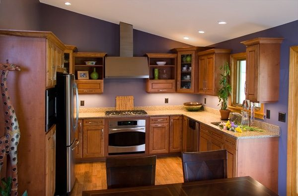 2018 Kitchen Decor Trends for Winter | Kitchen decor, Maple cabinets on bathrooms with maple cabinets, tile with maple cabinets, granite colors with maple cabinets, backsplashes with maple cabinets, uba tuba granite with maple cabinets, corian with maple cabinets, soapstone countertops with slate floors, silestone with maple cabinets, soapstone countertops with oak floors,