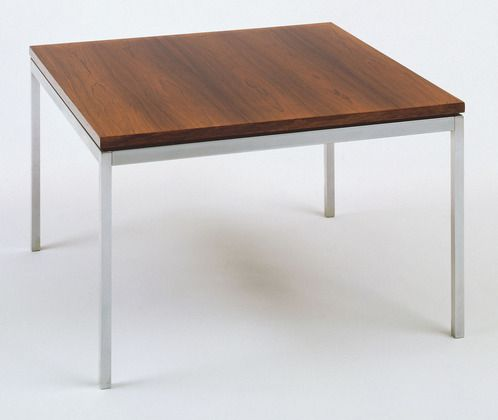 Florence Knoll Coffee Table 1954 Thesis All American