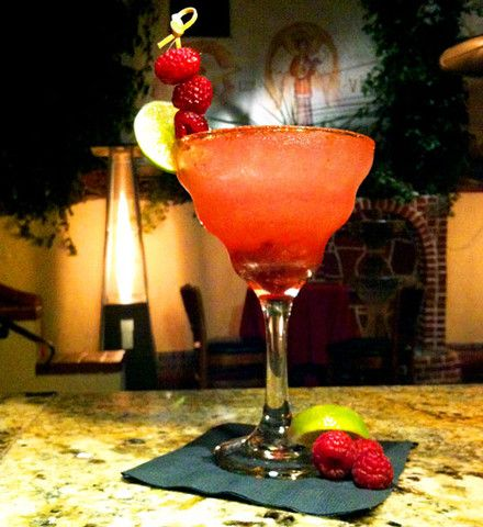 Laura Ann's Jams — Smokey 'N' Spicy Margarita with Mezcal & Raspberry Habanero Jam!