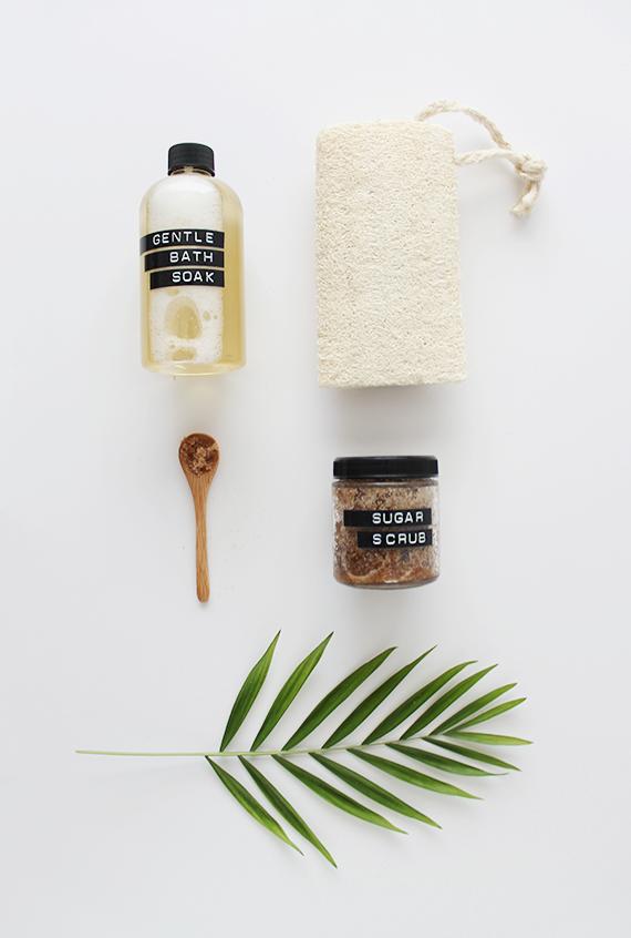 Diy mini spa kit mini spa spa and minis diy mini spa kit almost makes perfect solutioingenieria Gallery