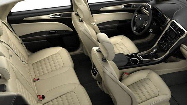 2016 Ford Fusion Hybrid Anium 3