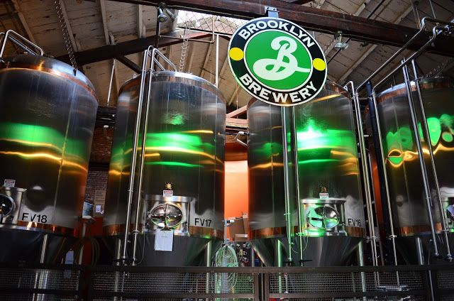 Mes adresses : Brooklyn Brewery, New York
