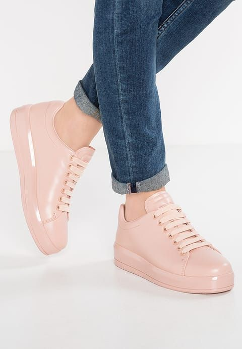 e99855e1899a23 Prada Baskets basses - rose - ZALANDO.FR | Shoes