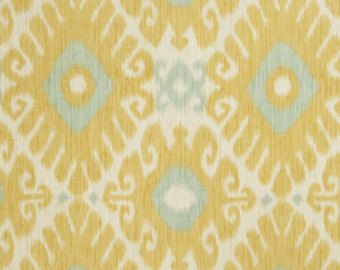Superieur Home Decor Print Fabric  Jaclyn Smith Ikat Rot Dove Gray Dining Chairs