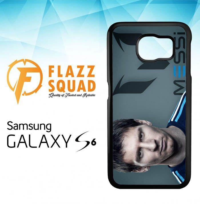Lionel Messi Unveils X4221 Samsung Galaxy S6 Case