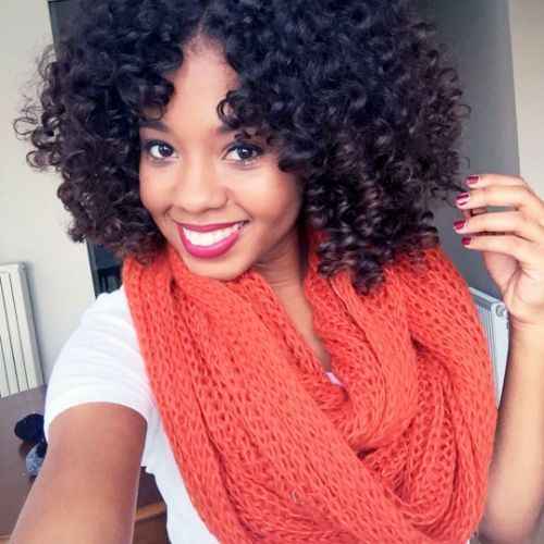 Make No More Mistakes Choosing Afro Hairstyles - Curly Craze