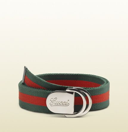 cdcf575e4 Web belt with Gucci buckle | Fashion Accessories | Gucci web belt ...