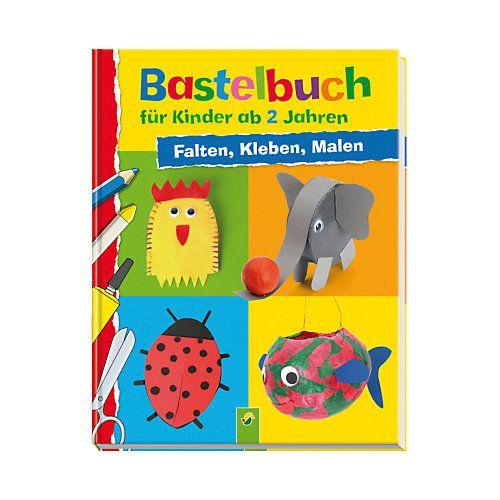 Buch – Bastelbuch Kinder ab 2 Jahren  Kleinkinder