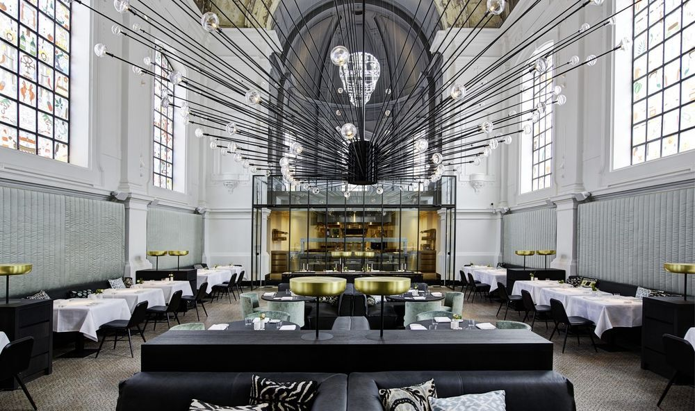 10 High Design Restaurants Worth Traveling For
