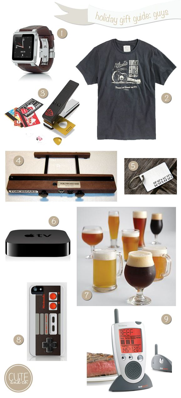 Christmas Gift Ideas Guy | gift for guys | Pinterest | Holiday gifts ...