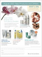 BeautiControl Independent Consultants Web new August products. ..www.beautipage.com/sherry_hc