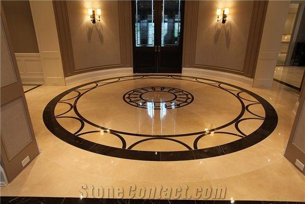 floor medallions marble floor matttroy. Black Bedroom Furniture Sets. Home Design Ideas
