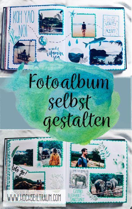 Fotoalbum Andenken Und Mehr Fotogeschenke Diy Basteln 2 0