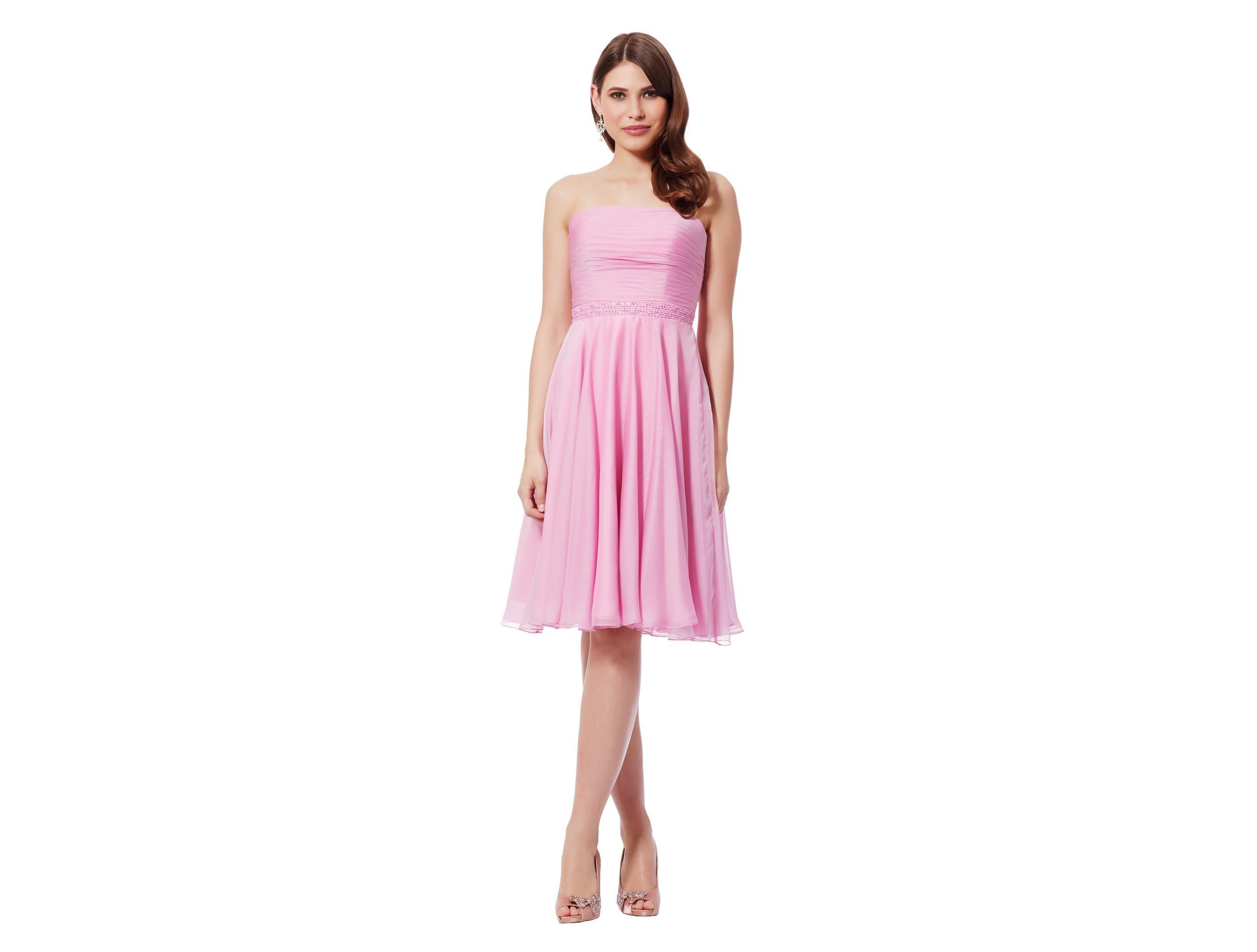 Festkleid Lilly Cocktailkleid Kleid rosa | Kleidung Kleider ...