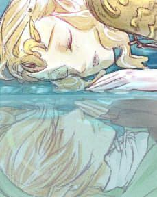 link and zelda kiss skyward sword - Google Search