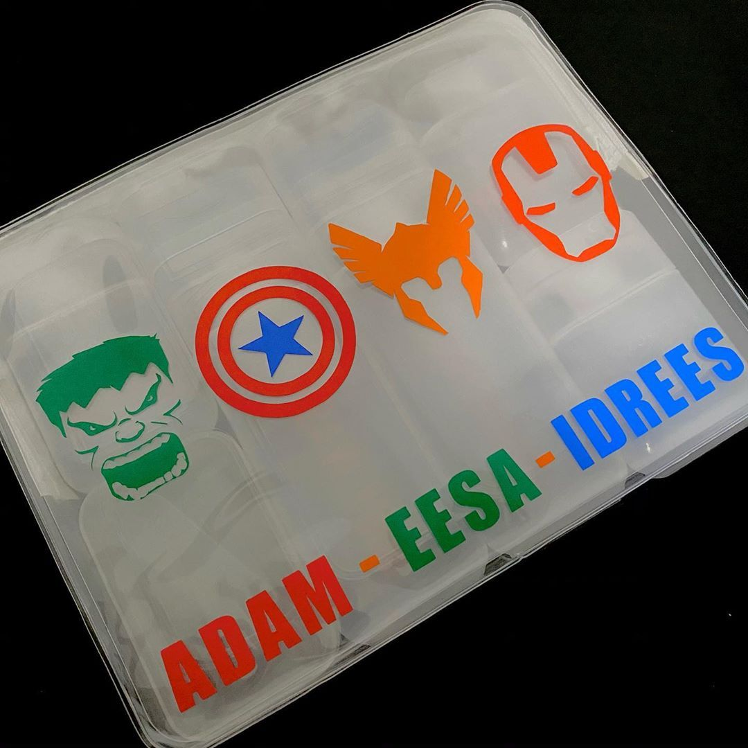 15 piece personalised Marvel inspired toiletry bag and bottles set. Link in bio #toiletry #bag #holiday #weekendgetaway #weekendvibes #gym #toiletrybag #toiletries #bottles #personalised #marvel #kids #children #family