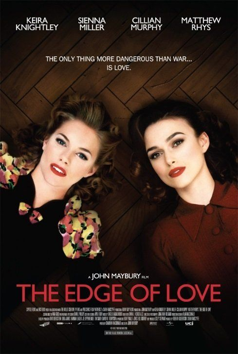But For The Lovers Their Arms Round The Griefs Of The Ages The Edge Of Love Love Movie Trailer Romantic Movies