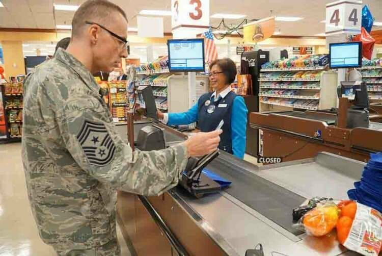 Commissary And Aafes Jobs Military Star Pentagon Supportive