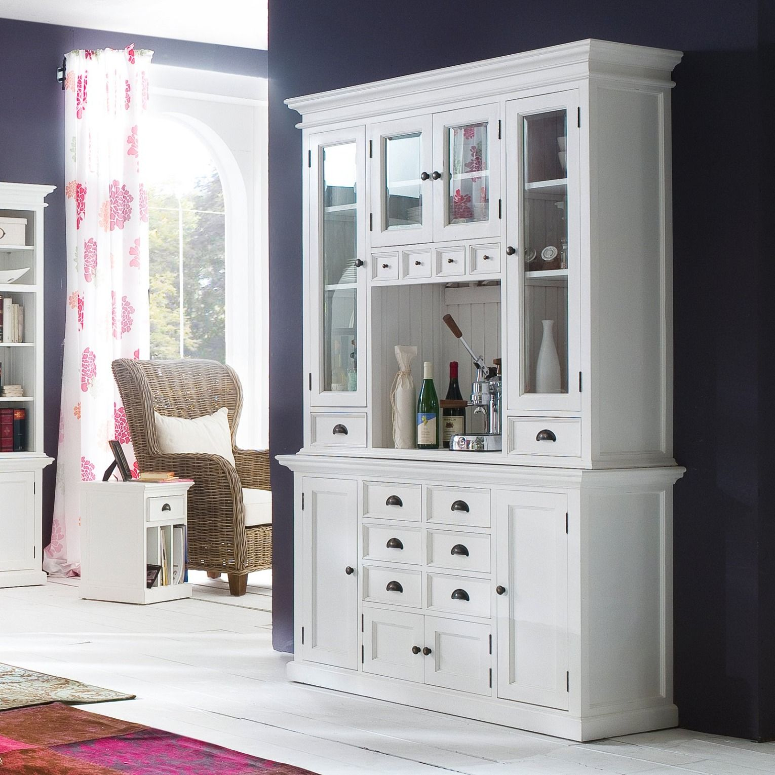 Contemporary china cabinet contemporary decor u china cabinets