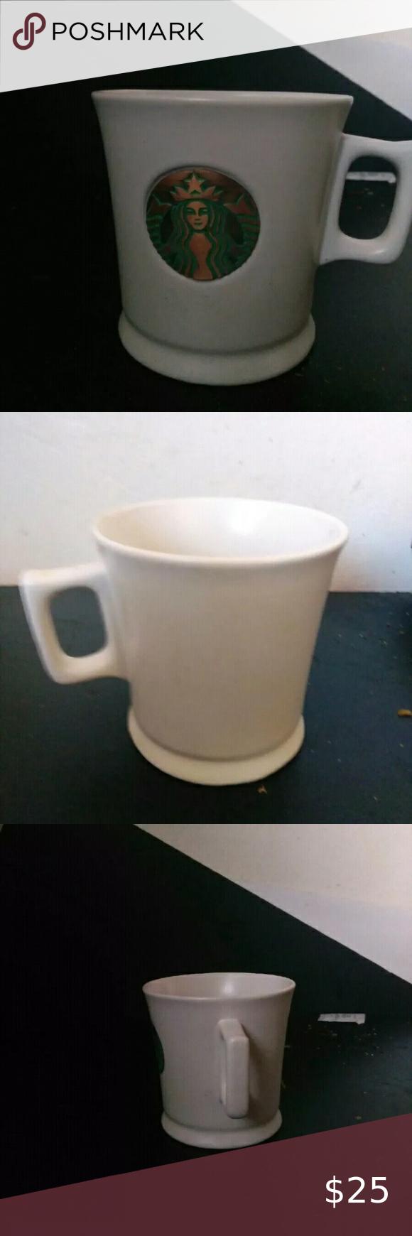 Starbucks ceramic coffee cup mug white 2014 in 2020