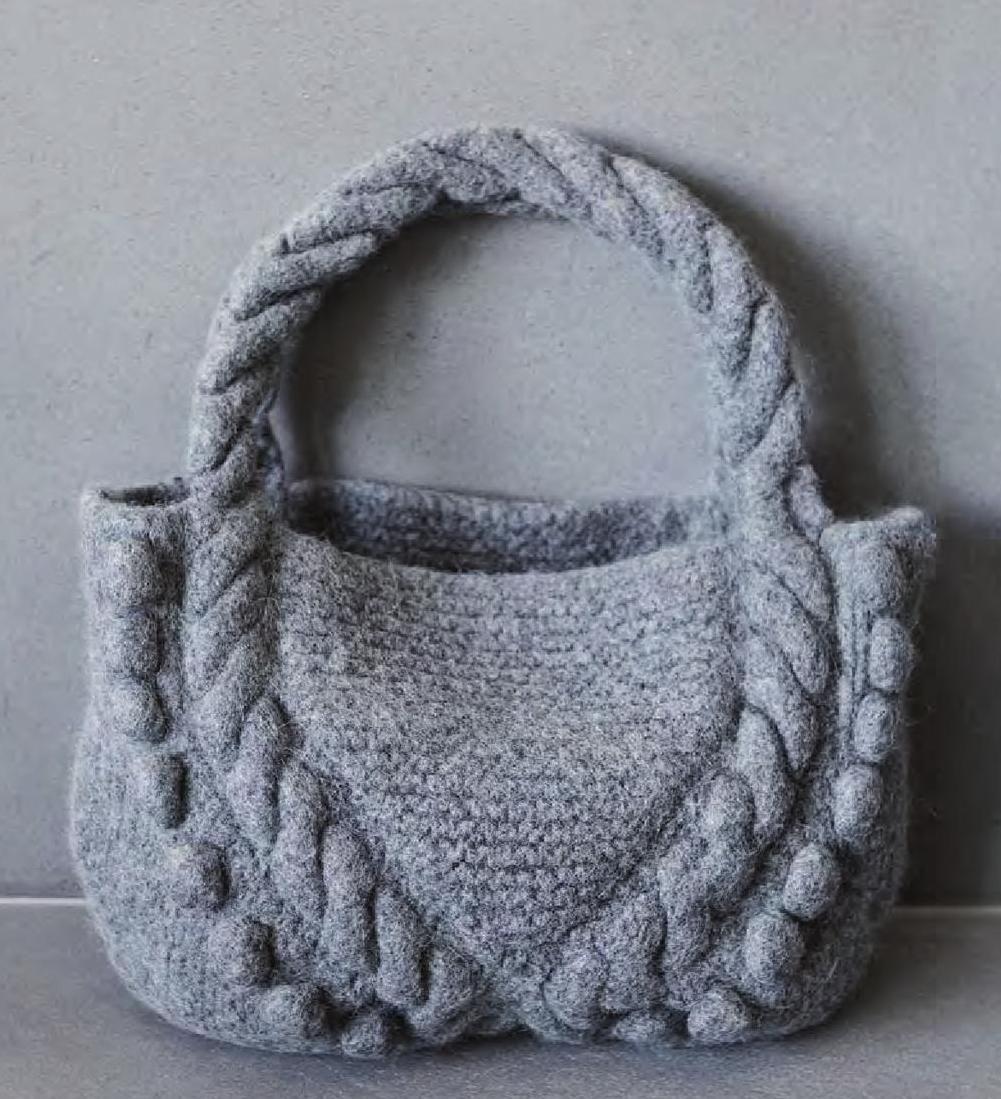 FILATI home - No. 50 | Knitted bags, Knitting patterns ...