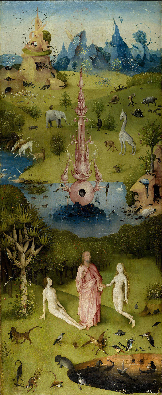 Ниже перечислены картины нидерландского живописца иеронима босха.