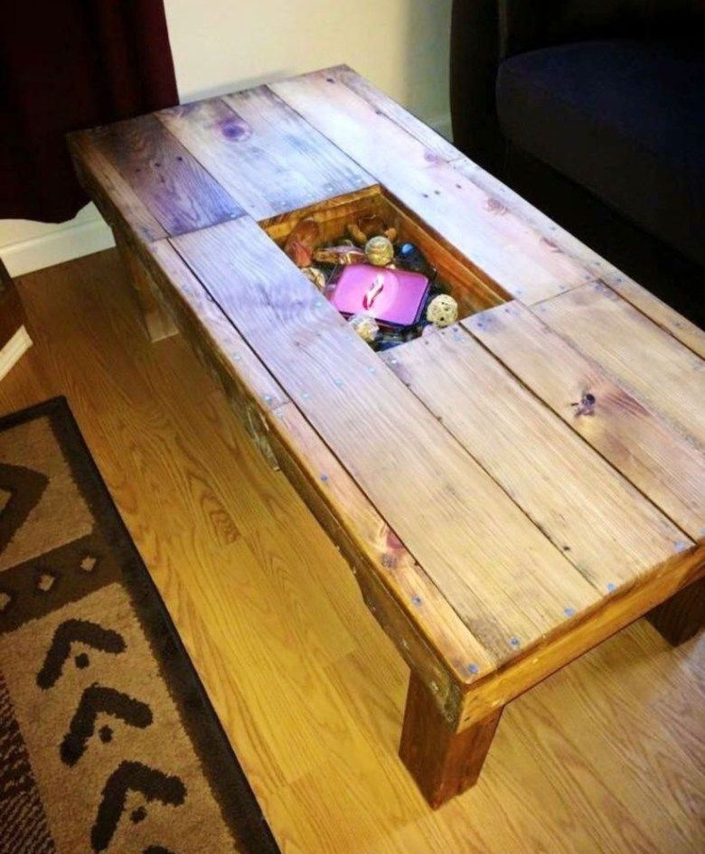 50 Easy Pallet Furniture Projects For Beginners Pallet Projects