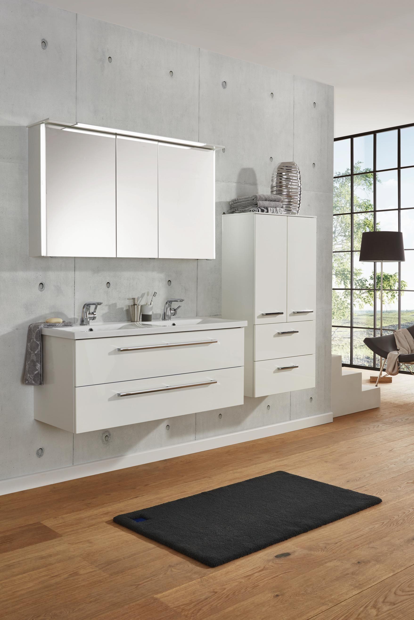 Badezimmer in 2019 | Badezimmer | Bathroom, Double vanity und Vanity