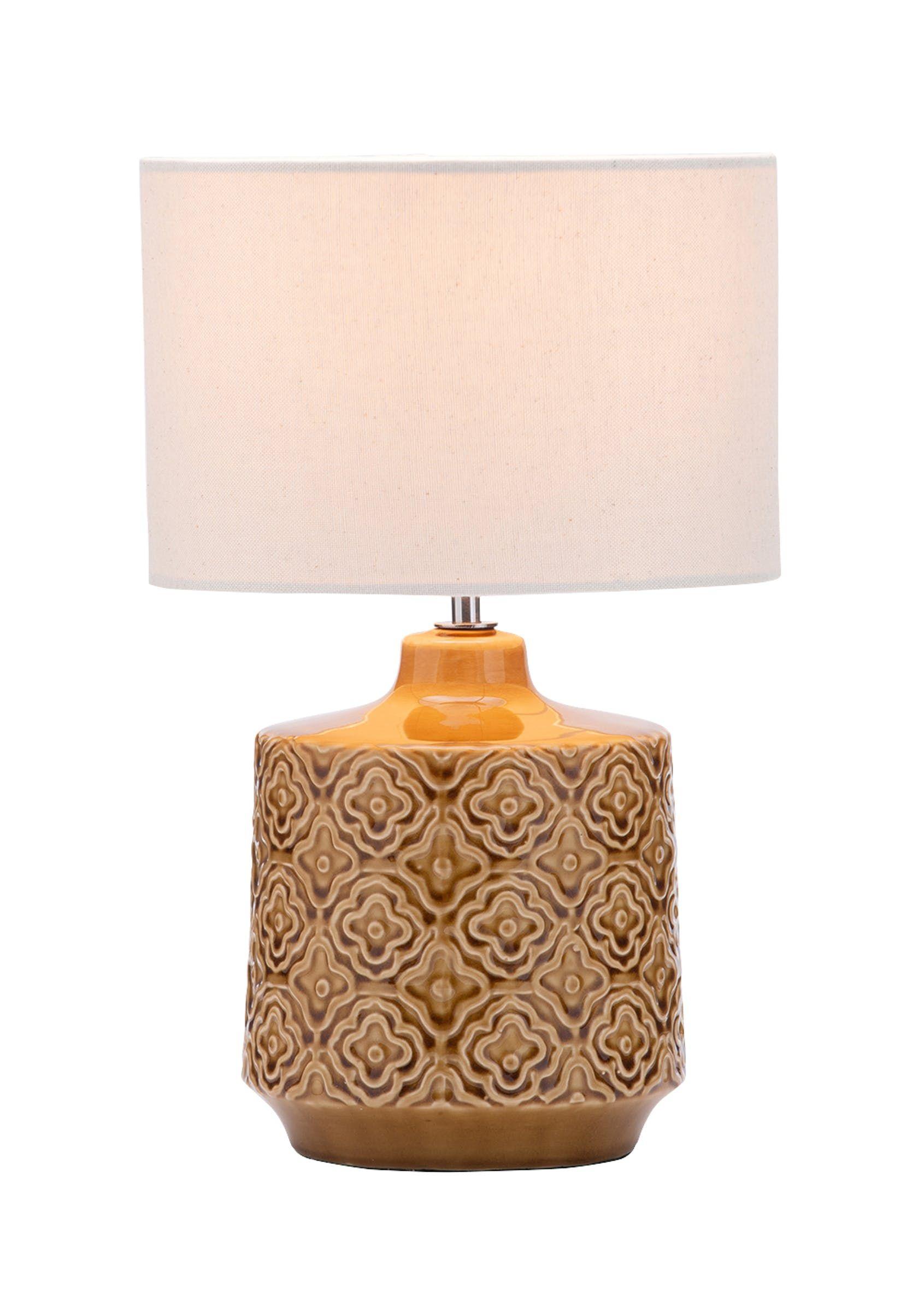 Vivi Ceramic Table Lamp (H38cm x W24cm