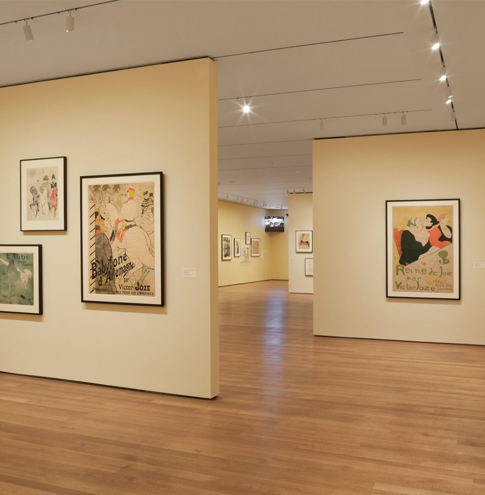 MoMA | Museum of Modern Art. Entry is free 4-8pm on Friday.