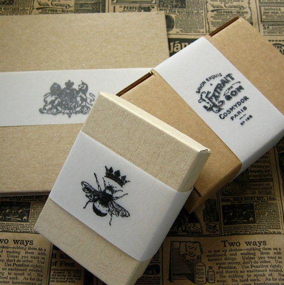 20 Translucent Belly Bands 1 5 Plain Vellum For Di Somersetmarket 8 75 Branding Design Packaging Book Gifts Belly Bands
