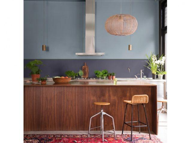 Cuisine bleu gris dulux valentine DULUX VALENTINE couleurs 2017