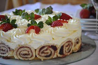 vanilla torte