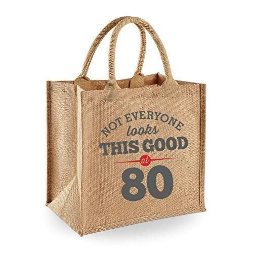 80th Birthday 1939 Keepsake Funny Gift Gifts For Women Novelty Gift Ladies Gifts Female Birthday Gift Looking Good Gift Ladies Shopping Bag Present Tote Bag Gift Idea  Lo...