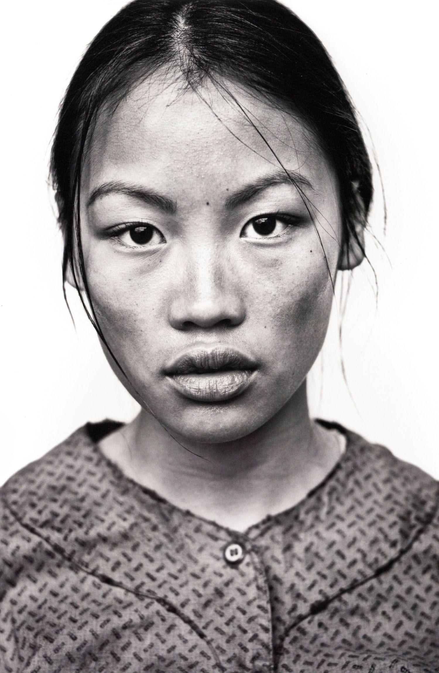 Watchmen portraits vietnamese girl