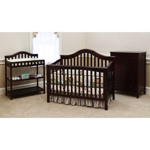 Child Of Mine By Carter S Jamestown 4 In 1 Crib 4