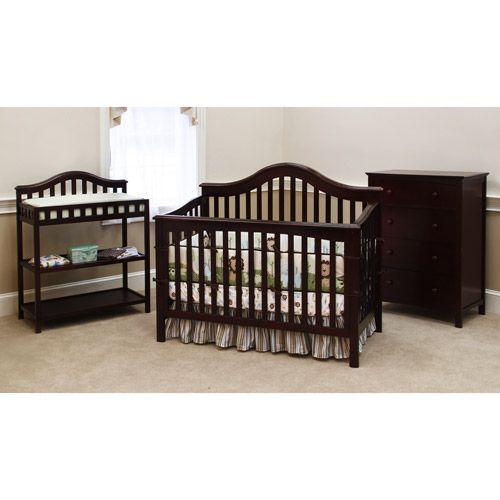 Child Of Mine By Carteru0027s   Jamestown 4 In 1 Crib, 4 Drawer. Dresser Changing  TablesBaby ...