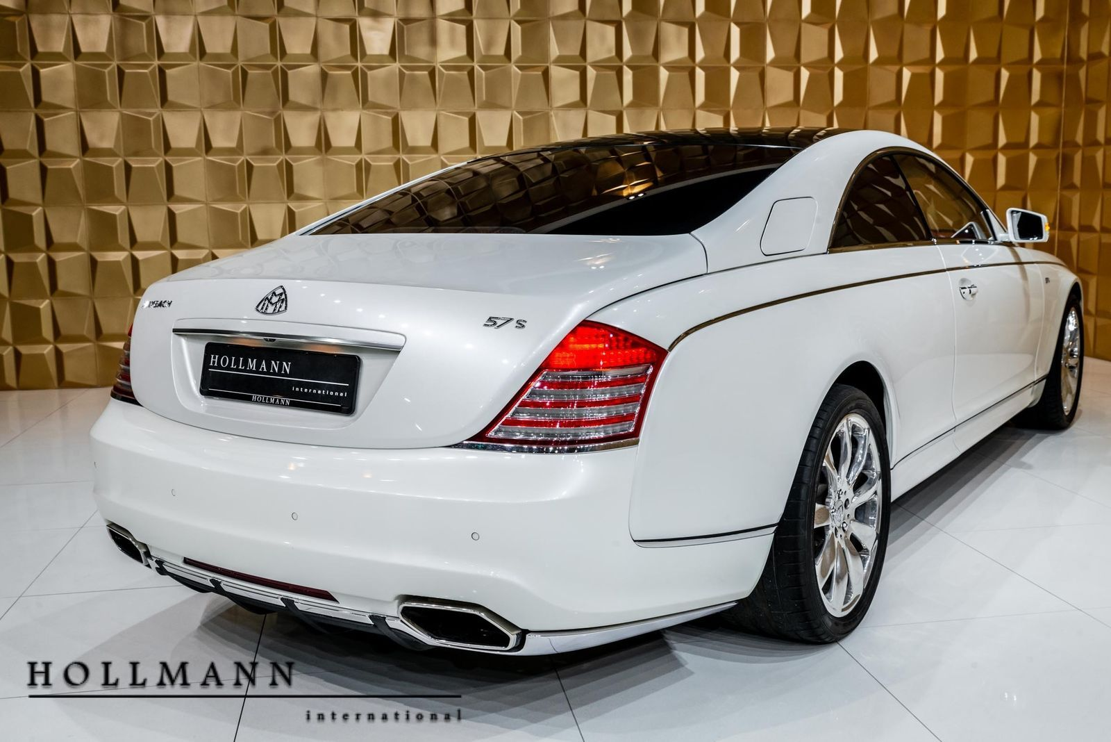 Maybach 57s Xenatec Coupe Luxury Pulse Cars Germany For Sale On Luxurypulse In 2021 Maybach Maybach Coupe Coupe
