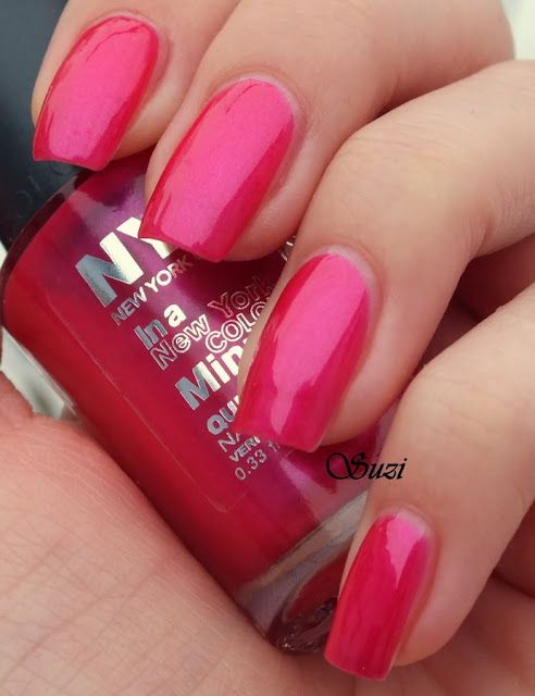 NYC In a New York Color Minute Quick Dry Nail Polish - 240 Midtown ...