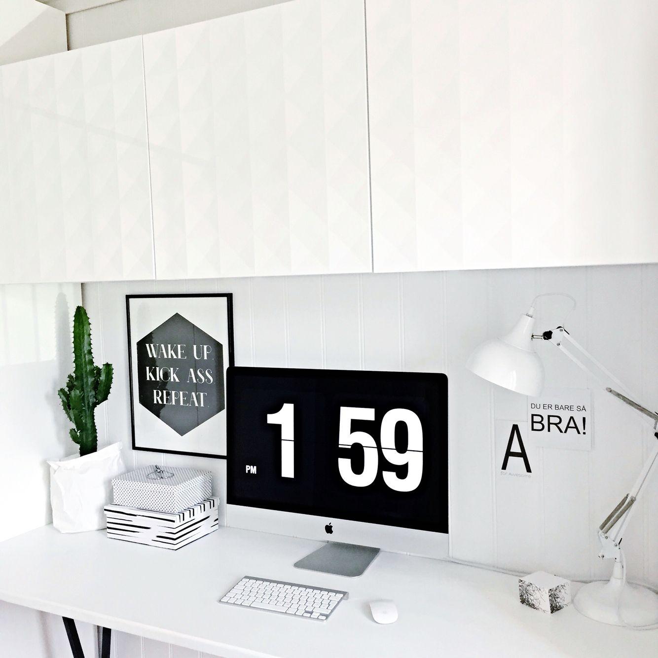 Instagram Interiorbonanza Home Office