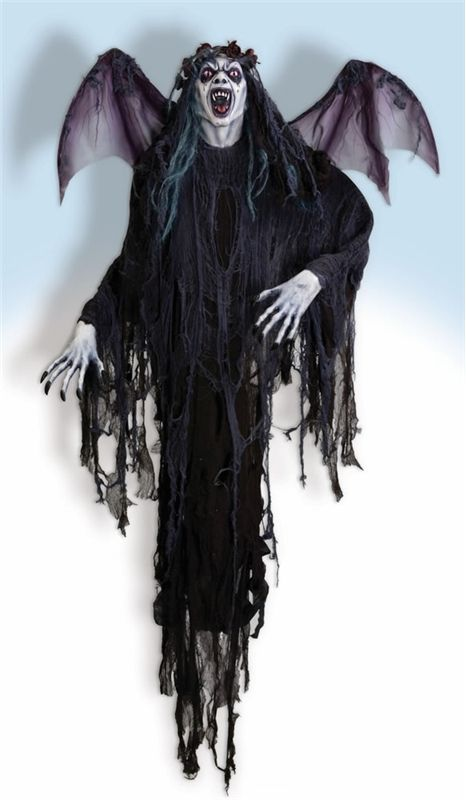 Vampire Prop with Wings Monsters, witches, tramps Pinterest