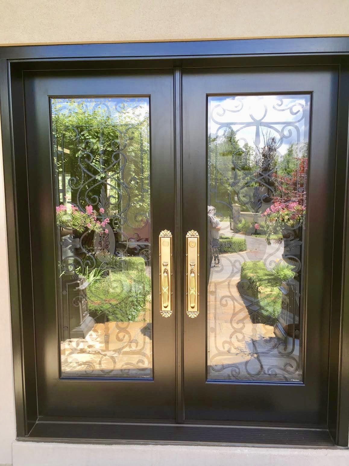 Amberwood Doors Inc: Exquisite #handmade #custommade #mahogany #AmberwoodDoor